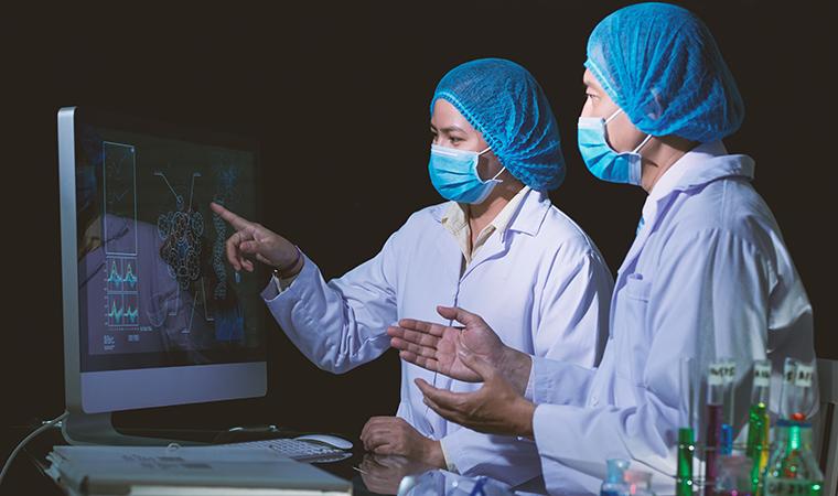 transformação digital na indústria farmacêutica